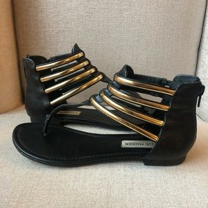 Steve Madden Gladiator Sandals Size 7